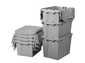 Plastic Storage Totes
