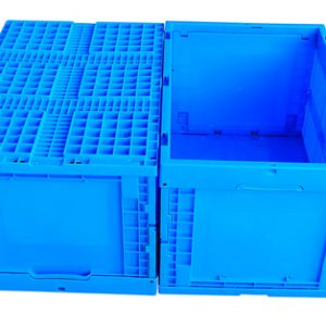 PP plastic folding storage box chemical use
