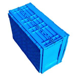 auto plastic logistics box