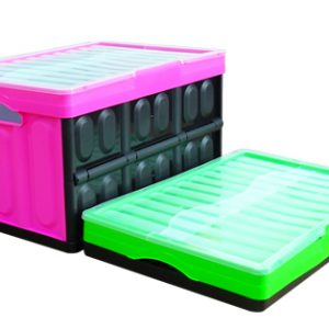 cargo transport  plastic box