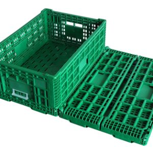foldable plastic egg crate