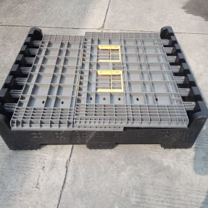 high loading crate