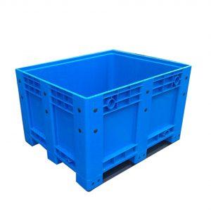 plastic pallet bins