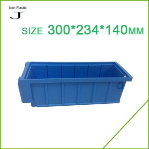 plastic shelf storage bins