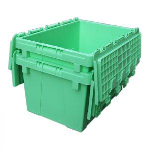 plastic storage tote