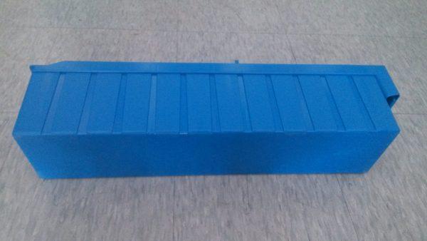 wall mount plastic bin